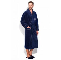 Стильный махровый халат Pirates(PECHE MONNAIE France 915)