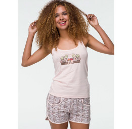 "№6566 ""Miss Cave"" Hays комплект с шортами"