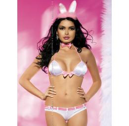 Комплект Os_Bunny бюст+трусики+ушки