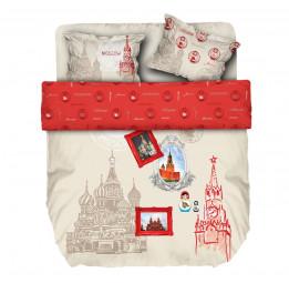 Коллекция в винтажном стиле. Хлопковое постельное белье MOSCOW