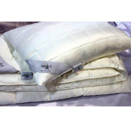 Одеяло с покрытием из натурального шелка Silky Soft's