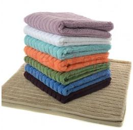 Пушистые махровые полотенца FLOSLU (EMD 194/196)