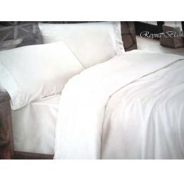 Комплект постельного белья с шерстяным пледом Reyna's(EMD223/224)