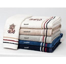 Бамбуковые полотенца Yacht Club(EFW). Отличный вариант для мужчин! Набор из 2-х полотенец в подарочной коробке. 5-ть расцветок.