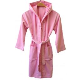 Детский - подростковый халат для девочек ROSE