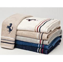 Бамбуковые полотенца FERRA(EFW). Отличный вариант для мужчин! Набор из 3-х полотенец в подарочной коробке. 5-ть расцветок.