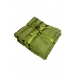 Комплект махровых полотенец Sophias(EA Passa pistachio) -Хит продаж!