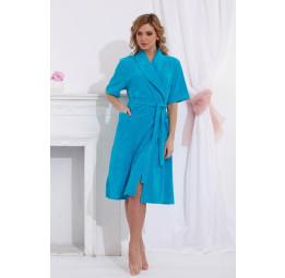 Женский велюровый халат Comforty (E 340 В)