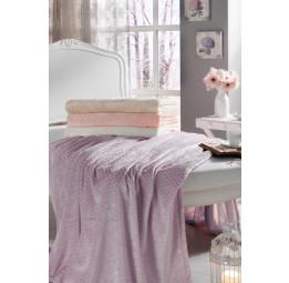 Нежный и пушистый плед - одеяло SOFT Pastel(ESC 6517)