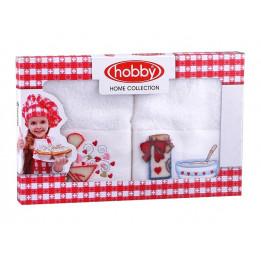 Набор из 2-х махровых кухонных полотенец Naslajdenie(EA Hobby)