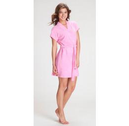 Женский халат из облегченной махры EASY(378)