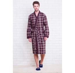Вафельный халат Europe Style(E 10021 shoko)