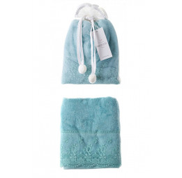 Изысканное махровое полотенце 50x100 SESSA (EMD )