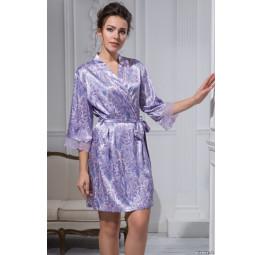 Классический халат–кимоно Lavanda (9993)