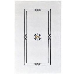 Коврик для ванной махровый MARINE white (ESC)