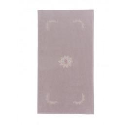 Коврик для ванной махровый DESTAN lila (ESC)