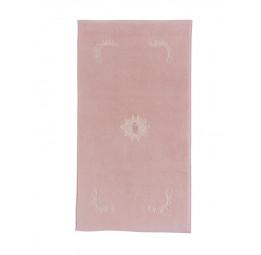 Коврик для ванной махровый DESTAN pink (ESC)