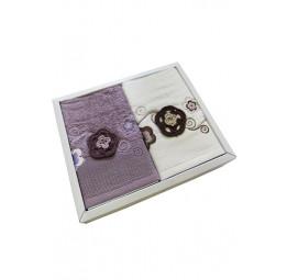 Набор из 2-х махровых полотенец CRAFT (EMD)