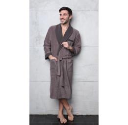 Облегченный мужской халат из бамбука Alanso-mokko (EFW)