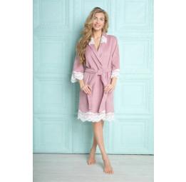 Бамбуковый женский халат Mirabella-roze (EFW)