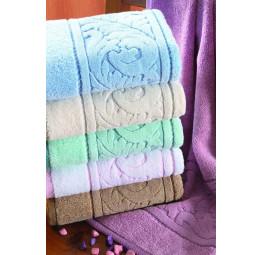 Банное махровое полотенце SULTAN Luxe - 70x140 см.