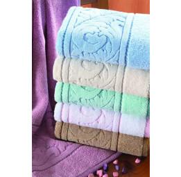 Лицевое махровое полотенце SULTAN Luxe - 50*90 см.
