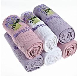 Набор вафельных полотенец BOUQET (EMD)