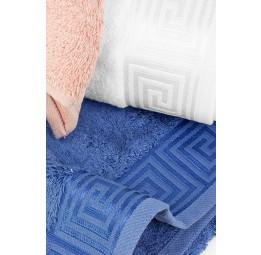 Махровое полотенце с жаккардовым бордюром AYSTIN 70x140 (EMD)