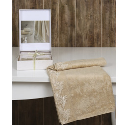 """Полотенце бамбук """"ALTINBASAK"""" KLEOPATRA (50x90) см 1/1"""