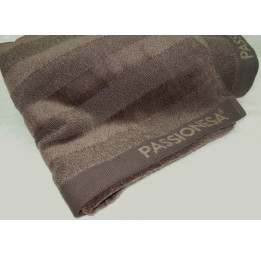 Шикарный комплект полотенец Passionesa Royal (меланж-шоколад)
