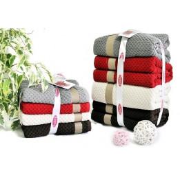 Махровое полотенце IRINA Luxe-70*140см