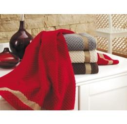 Махровое полотенце IRINA Luxe-50*90см