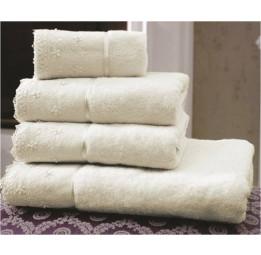 Махровое полотенца с искусственным жемчугом Selen (EMD)