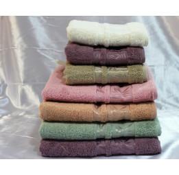 Бамбуковые полотенца высокой плотности Jakarli's bamboo(EMD 015/016)