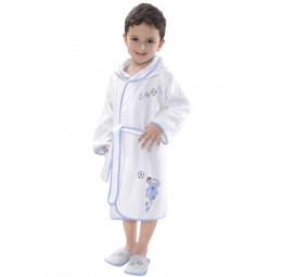 Детский халат на мальчика Footboll-Gool!
