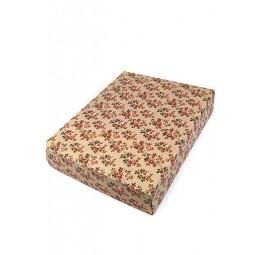 """Стильная упаковка для халатов и полотенец """"Винтаж""""(большая закрытая 14/191)"""