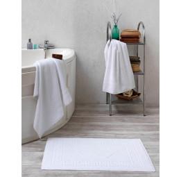 Комплект из 3-х белых полотенец SPA & Fitnes Luxe
