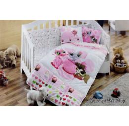 Детское постельное белье Viktoria Pet Shop