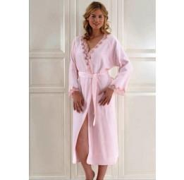 Изысканный и легкий махровый халат Angelic (ESC)