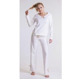 Уютная и стильная женская пижама Sweet(1407)