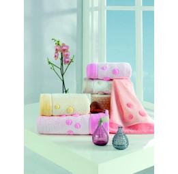 Мягкое и пушистое махровое полотенце Puffy (ESC)