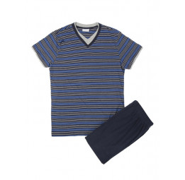 Комплект мужской PJ001 Gentlemen с брюками