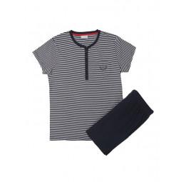 Комплект мужской PJ002 Gentlemen с брюками