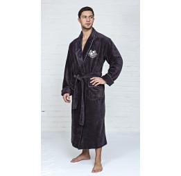 19321039cca9 Мужские халаты. Купить недорогой спортивный, махровый мужской халат ...